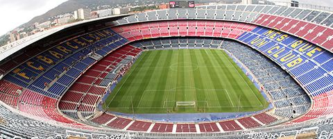 Activities: Camp Nou