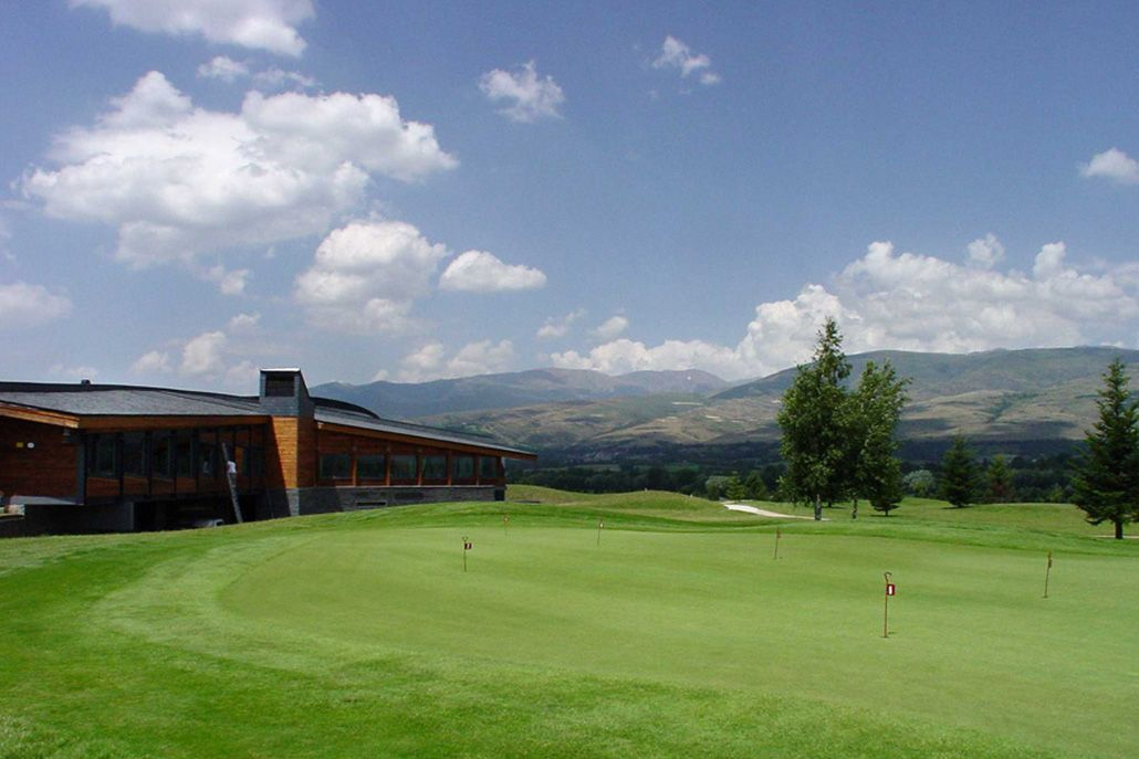 Fontanals Golf Club