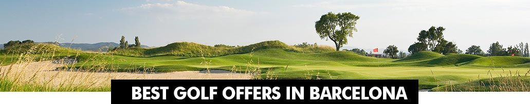 Best Golf Offers in Barcelona