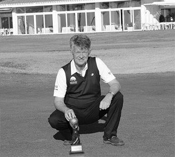 Ian Denham from Barcelona Golf