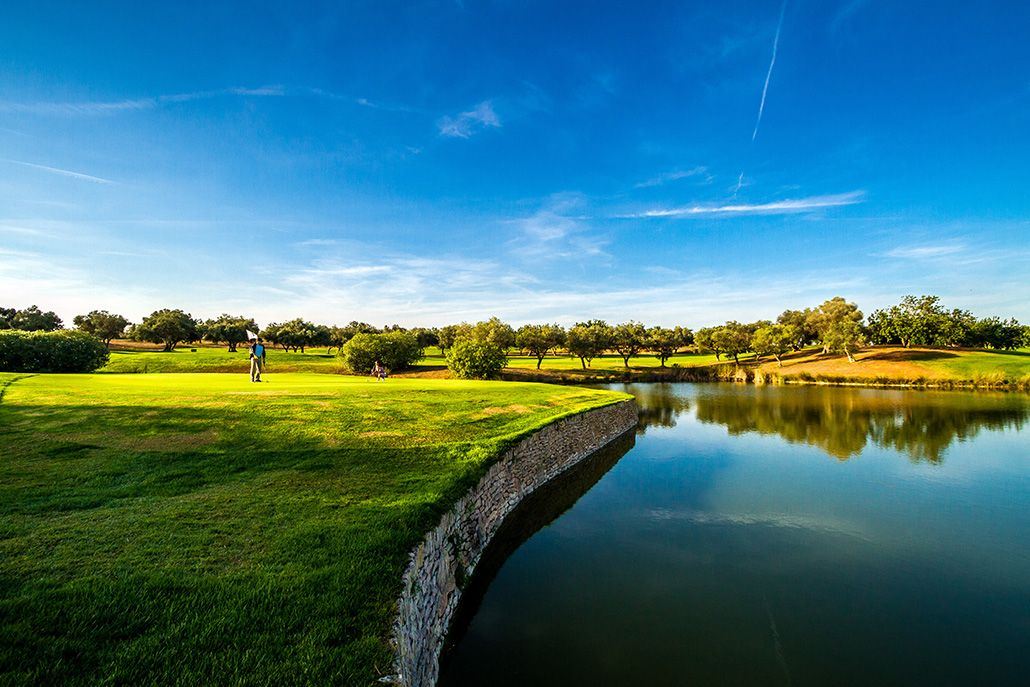 Panoramica Golf Amp Country Club Barcelona Golf