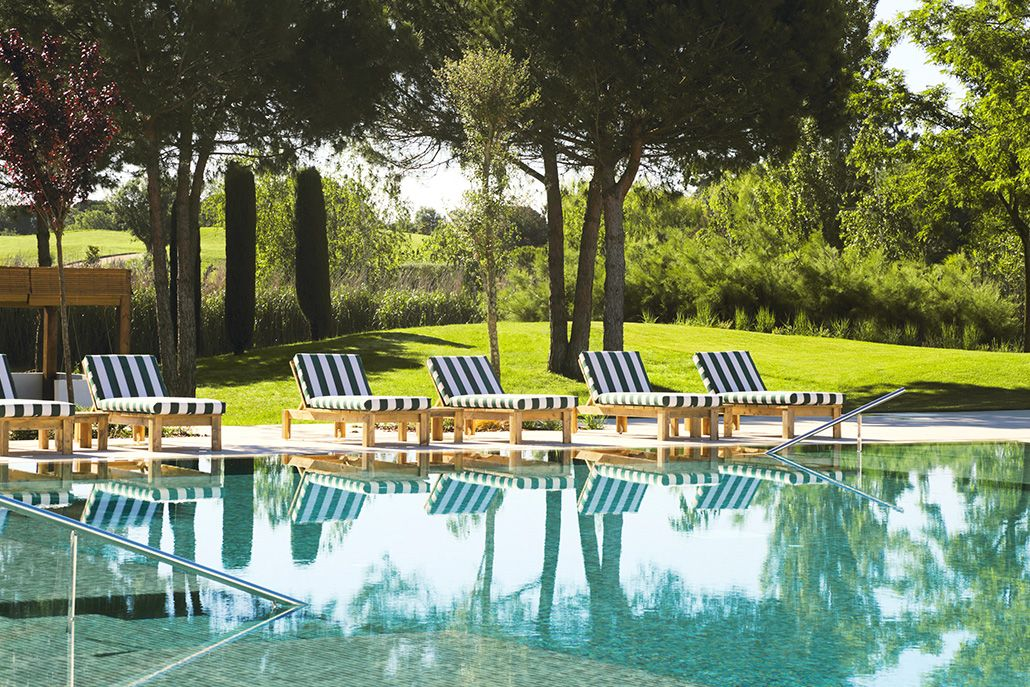 Hotel camiral at the pga catalunya resort barcelona golf Girona hotels with swimming pool