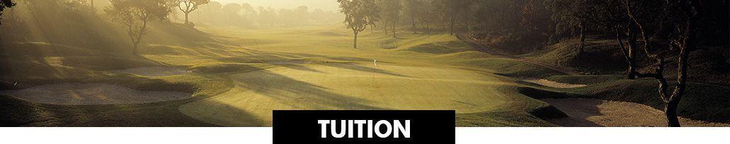 Tuition | Barcelonagolf.com