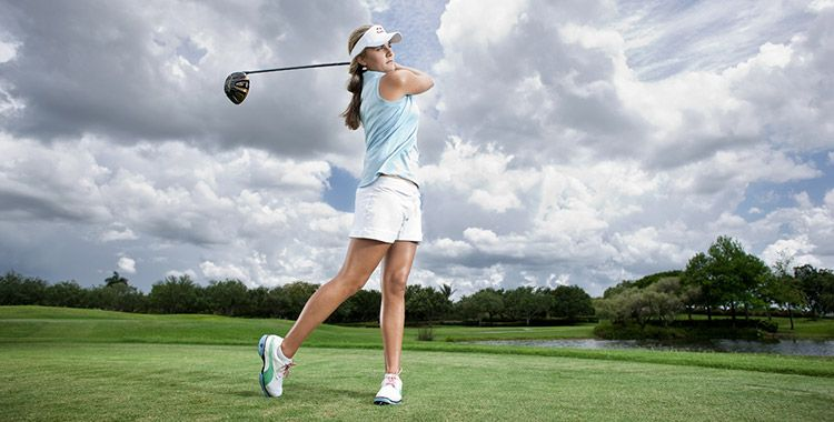 Time for Tee: Women and golf