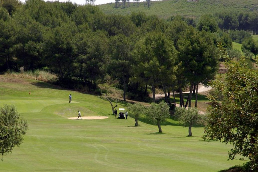 Costa Dorada Golf Club - La Graiera