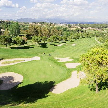 Hotel Barcelona Golf Resort