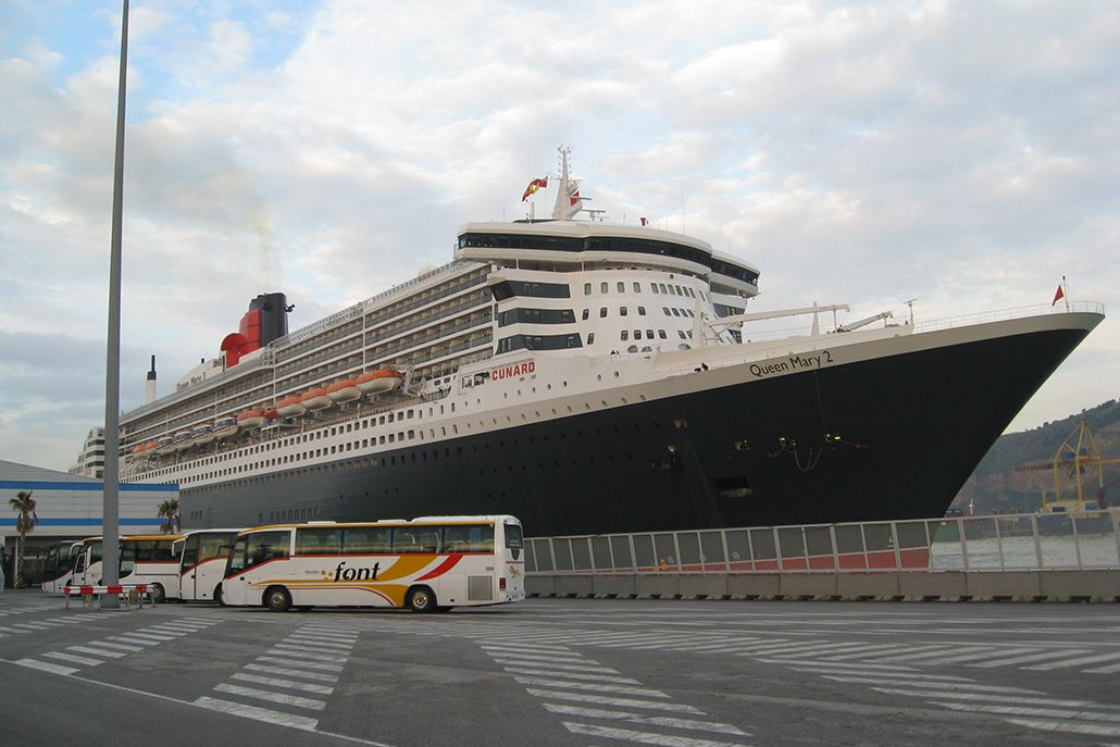 Cruise Liners Barcelona Golf