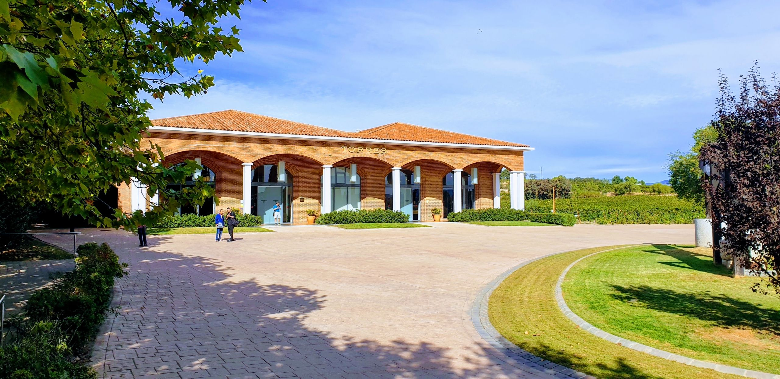 Torres-Winery