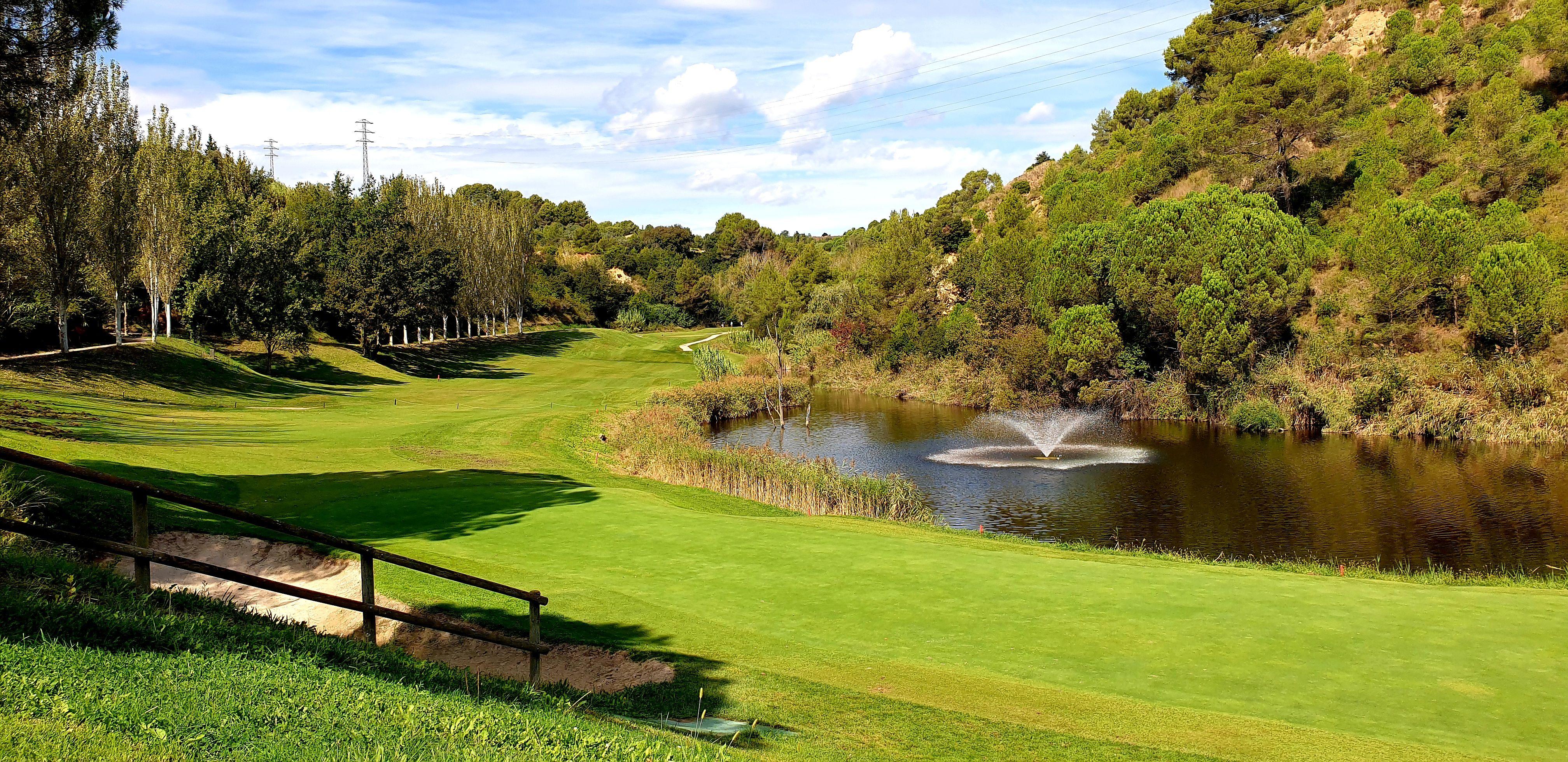 barcelona-golf-course