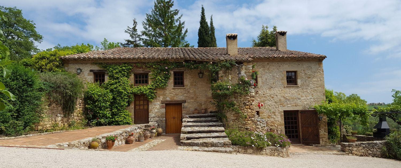 Catalan-masia