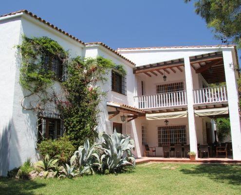Catalan-villa